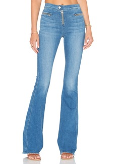 J Brand Katie High Rise Slim Flare