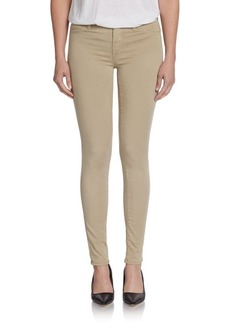 J BRAND Luxe Sateen Super Skinny Jeans