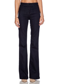 J Brand Tailored High Waisted Flare