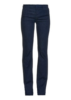 J Brand Vanessa mid-rise bootcut jeans