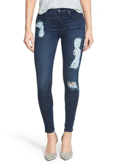 James Jeans Ankle Five-Pocket Denim Leggings