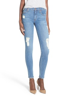 James Jeans Destroyed Denim Leggings (Eden)