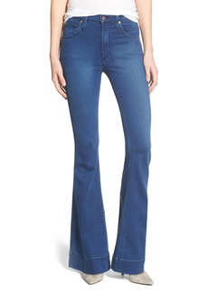 James Jeans High Rise Flare Jeans (Retro)