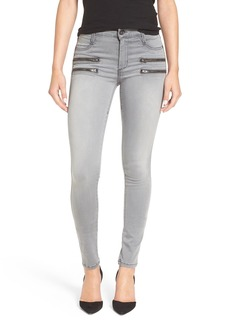 James Jeans 'Twiggy Crux' Skinny Jeans (Goddess)