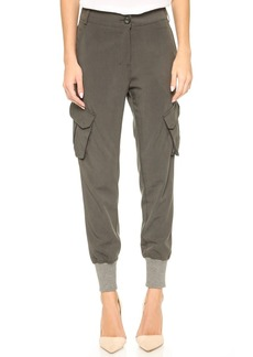 James Jeans Utility Boyfriend Cargo Pants