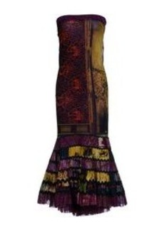 JEAN PAUL GAULTIER SOLEIL - Knee-length dress