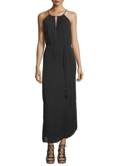 Joie Armia Sleeveless Silk Maxi Dress