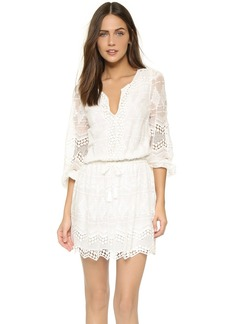 Joie Bittern Geo Lace Dress