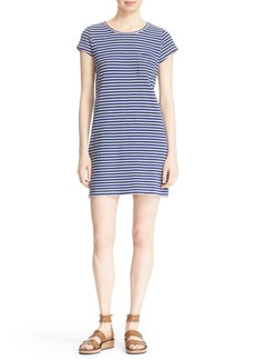 Joie 'Courtina' Stripe Cotton Dress