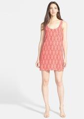 Joie 'Dawna' Print Silk Tank Dress