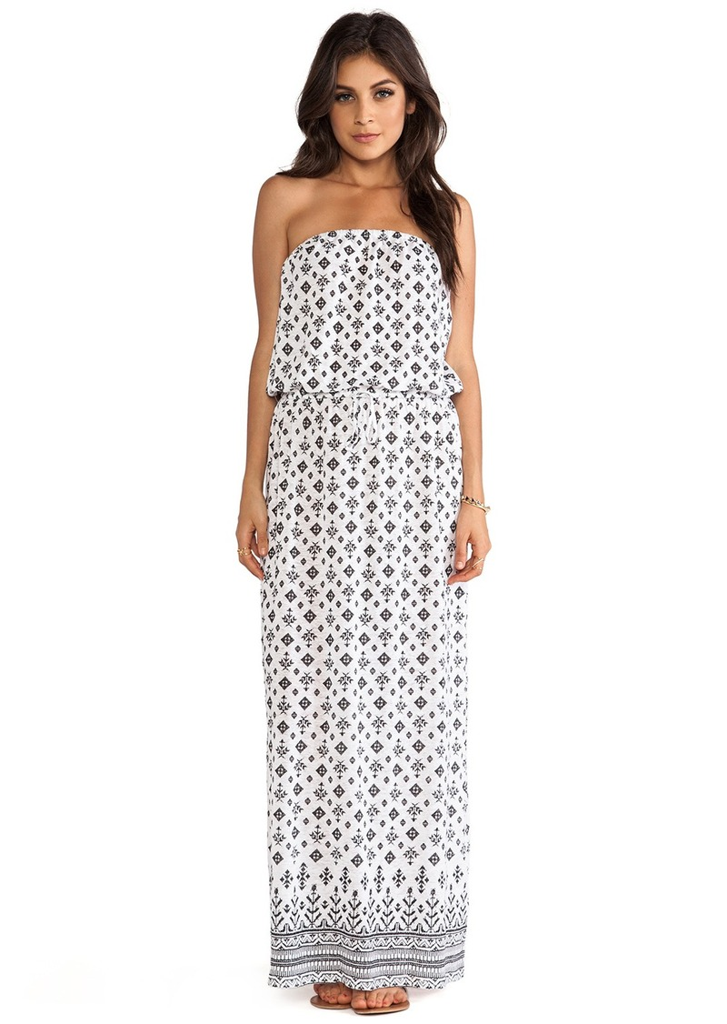 Joie Groovey Embroidery Printed Dress