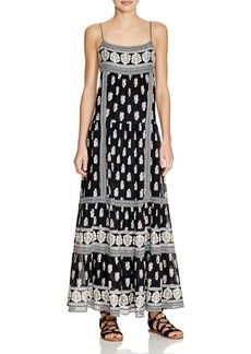 Joie Knightly Printed Maxi Dress