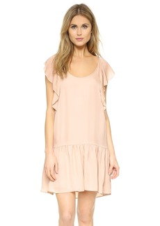 Joie Larose Silk Dress
