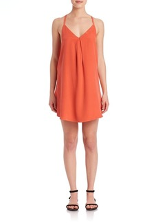 Joie Mitsou Silk Tank Dress