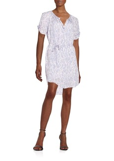 Joie Onalee Belted Shirtdress