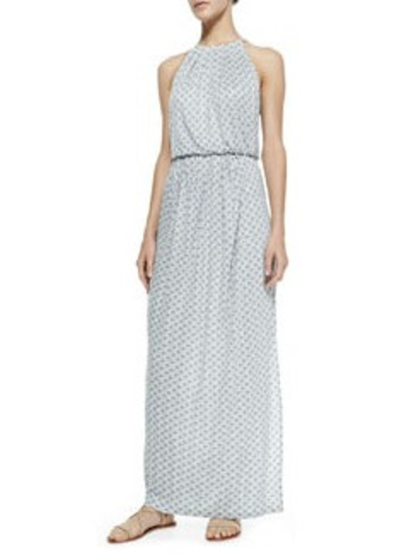 Joie Sumey Halter-Neck Maxi Dress