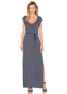 Soft Joie Karlie Striped Maxi Dress