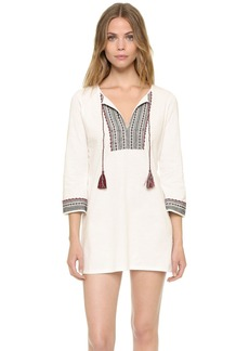 Soft Joie Rane Baja Embroidered Dress