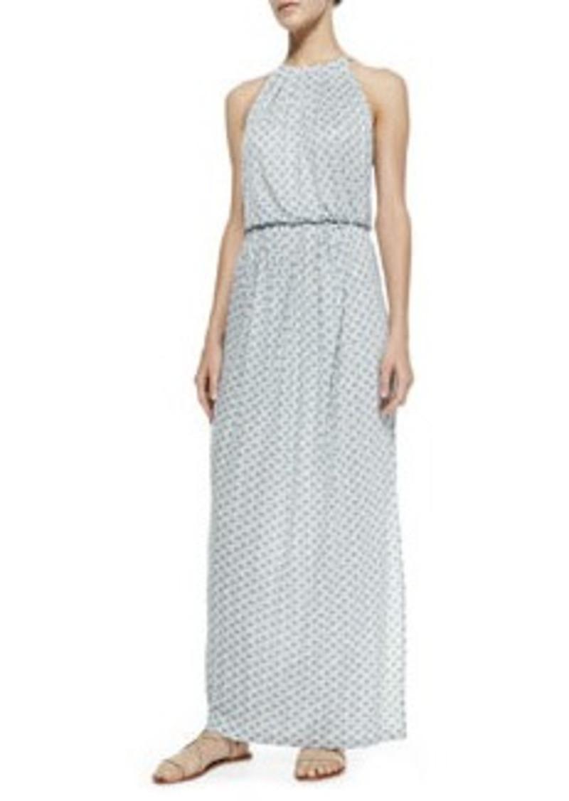 Joie Sumey Halter-Neck Maxi Dress   Sumey Halter-Neck Maxi Dress