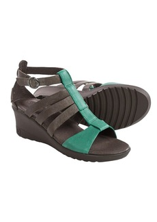 Keen Victoria Gladiator Sandals - Leather, Wedge Heel (For Women)