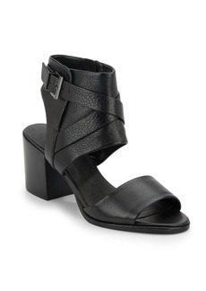 Kenneth Cole Chara Leather Sandals
