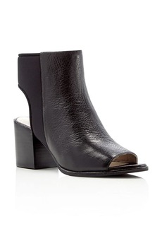 Kenneth Cole Charlo Open Toe Booties