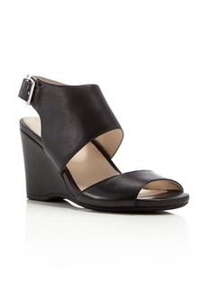 Kenneth Cole Ivan Ankle Strap Wedge Sandals