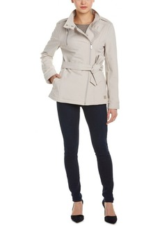 Kenneth Cole Kenneth Cole Reaction Belted Coat