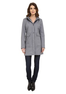 Kenneth Cole New York Printed Softshell Walker Coat