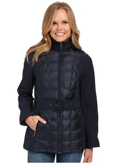 Kenneth Cole New York Quilted Softshell Jacket