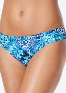 Kenneth Cole Reaction Multi-Print Surf Bikini Bottom Women's Swimsuit