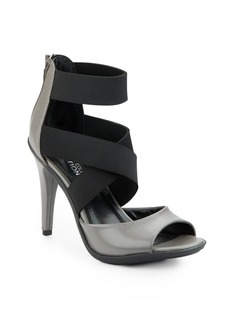 Kenneth Cole REACTION Rhye Leather & Textile Sandals