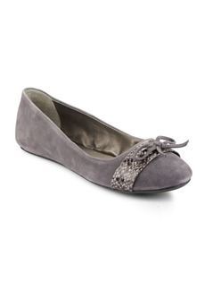 Kenneth Cole REACTION Truth Time Ballet Flats