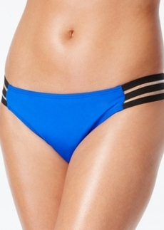 Kenneth Cole Strappy-Tab Bikini Bottom Women's Swimsuit