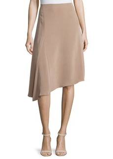 Lafayette 148 New York Chantee Asymmetric Skirt