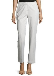 Lafayette 148 New York Crosby Straight-Leg Pants