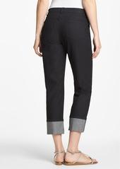Lafayette 148 New York Curvy Fit Crop Jeans