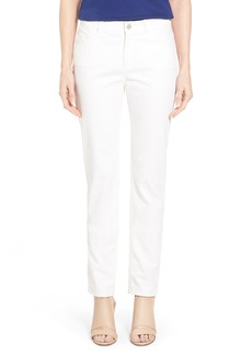 Lafayette 148 New York Curvy Fit Jeans (Regular & Petite)