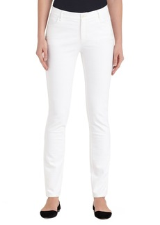 Lafayette 148 New York Curvy Fit Stretch Slim Leg Jeans
