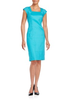 Lafayette 148 New York Dawn Linen Dress
