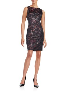 Lafayette 148 New York Evelyn Sheath Dress