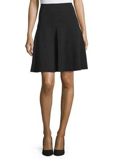 Lafayette 148 New York Keana Fit-and-Flare Skirt