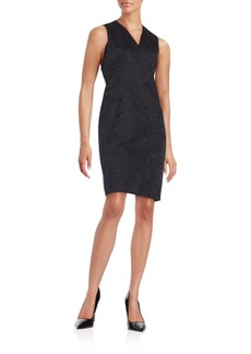 Lafayette 148 New York Kendall Sheath Dress