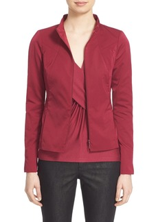 Lafayette 148 New York 'Laura' Stand Collar Jacket