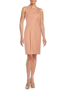 Lafayette 148 New York Melanie Stretch-Cotton Dress