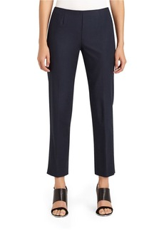 LAFAYETTE 148 NEW YORK Metropolitan Bleecker Stretch Cropped Pants