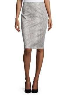 Lafayette 148 New York Modern Slim-Fit Pencil Skirt