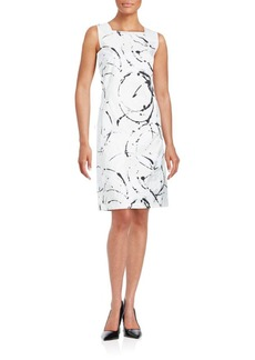 Lafayette 148 New York Pammie Printed Dress