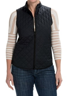 Lafayette 148 New York Quilted Vest - Zip Front (For Women)