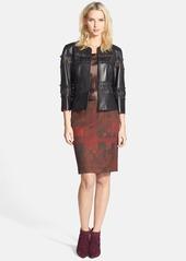 Lafayette 148 New York 'Revelin' Pencil Skirt